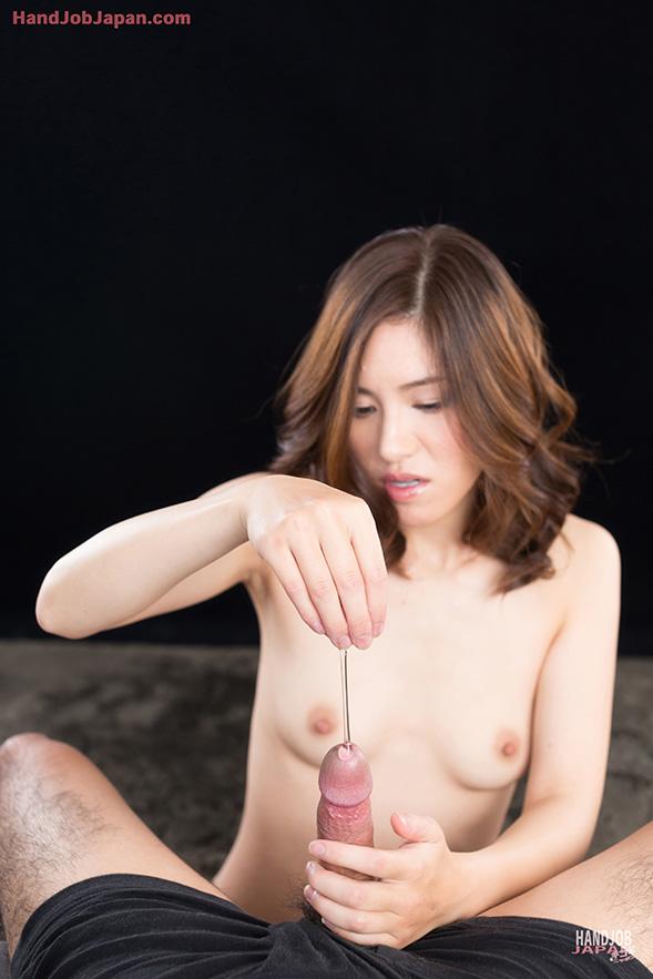 Breasts dick hand cum porn clip