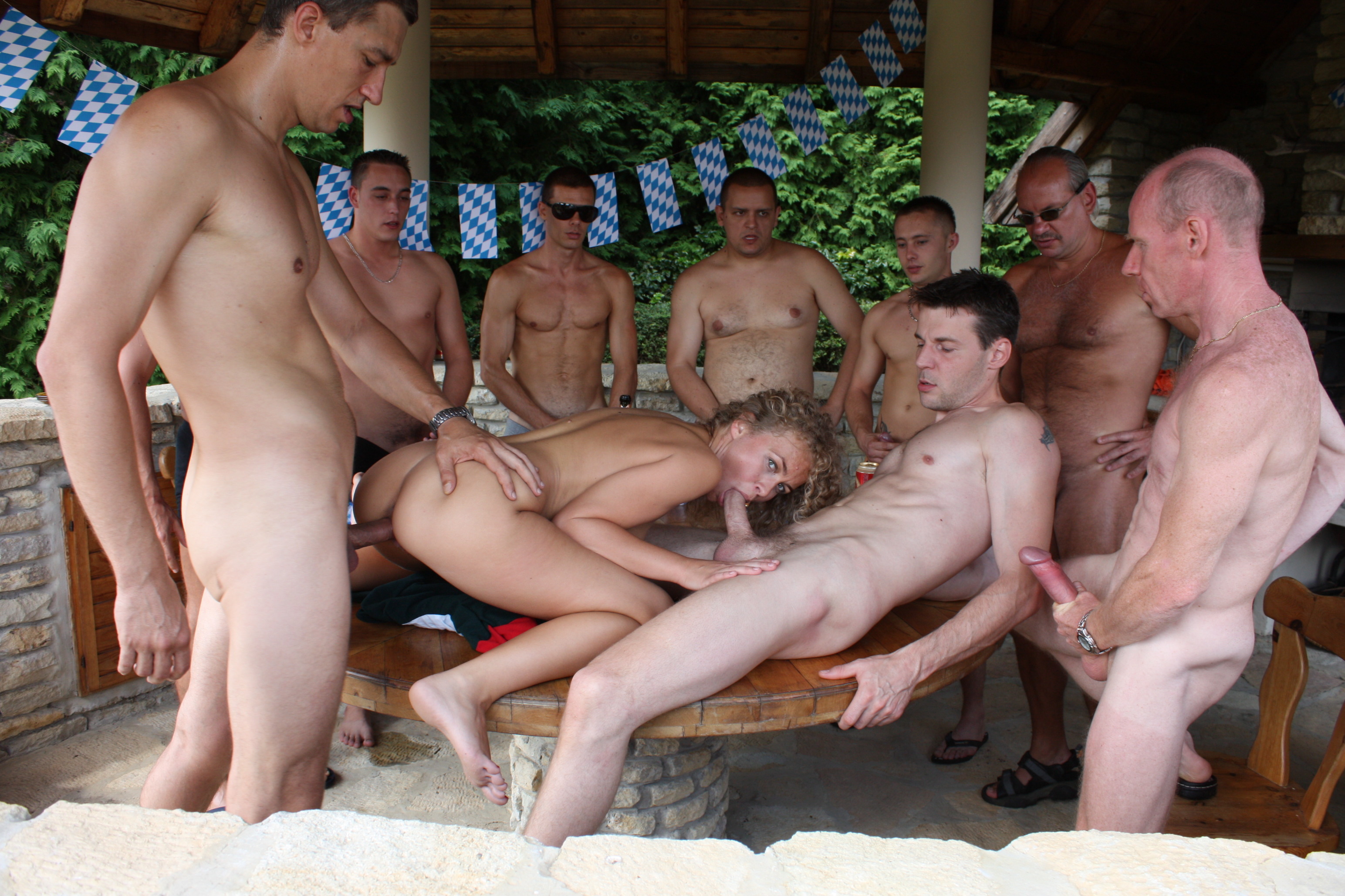 Group sex in vicenza with ukrainian