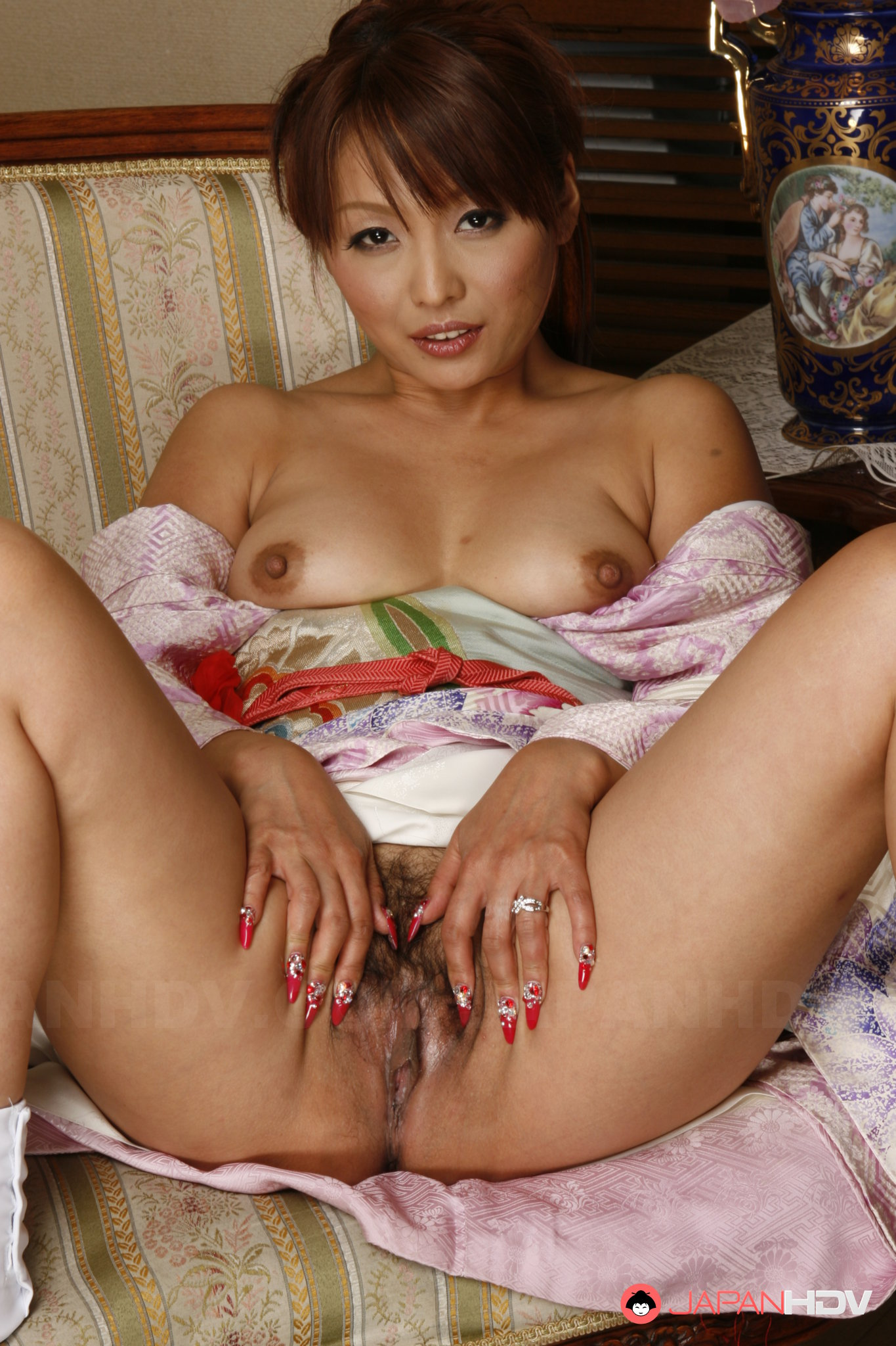 Sexy asian girl spread legs pussy have